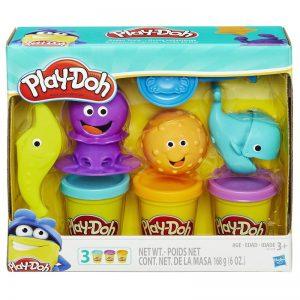 Đồ chơi đất nặn sắc màu đại dương B1378 – Play-doh