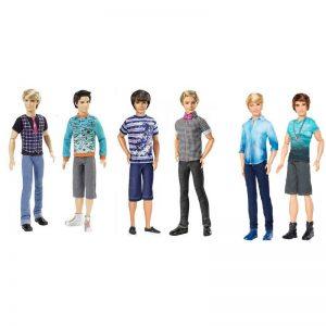 do choi bup Be Barbie Ken va Ryan T4893 0