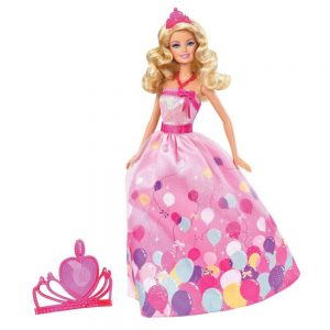 do choi bup be cong chua sinh nhat Barbie W2862