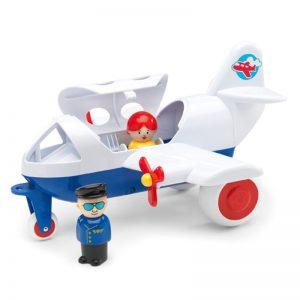 do choi may bay dan dung 30cm Viking Toys